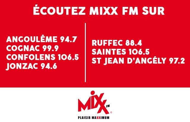 MIXX FM - Un Maxx De Hits - écoutez le meilleur des hits en